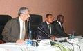 Le Gouvernement et la MENUB réunissent les parties prenantes aux élections