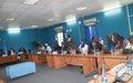 Relance du dialogue entre les parties prenantes aux élections de 2015