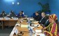 Le mandat de la MENUB analysé avec les autorités burundaises et les diplomates étrangers