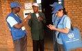 Le Secrétaire général invite toutes les parties burundaises à faciliter le travail des observateurs de la MENUB